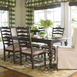Paula Deen Dining Room Sanders Furniture Company Of Elberton Ga